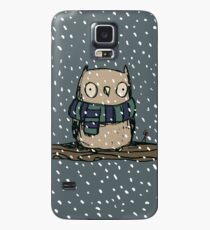 Chilly Owl Case/Skin for Samsung Galaxy