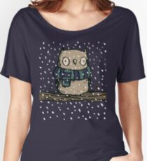 Chilly Owl Women's Relaxed Fit T-Shirt