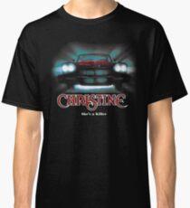 Awesome Movie Car Christine Classic T-Shirt
