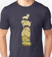 Puppy Totem Unisex T-Shirt