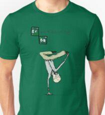 Breakdancing Bad Unisex T-Shirt