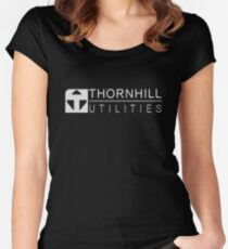 Thornhill Utilities Women's Fitted Scoop T-Shirt