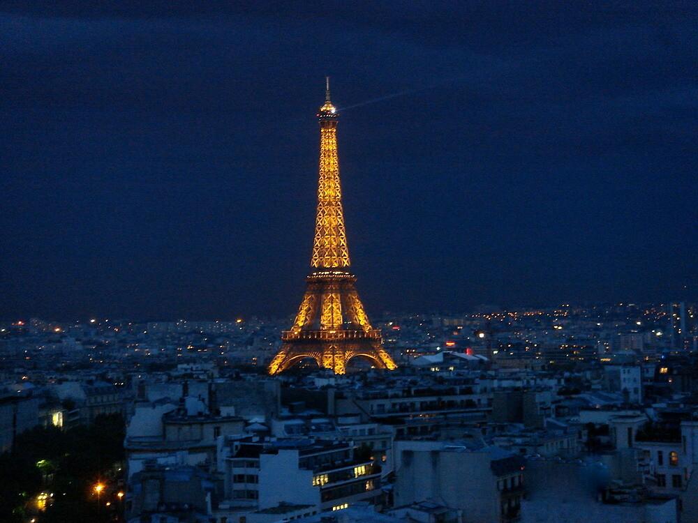 Paris by Alex Mironov