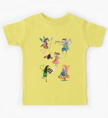 Fairies Kids Clothes