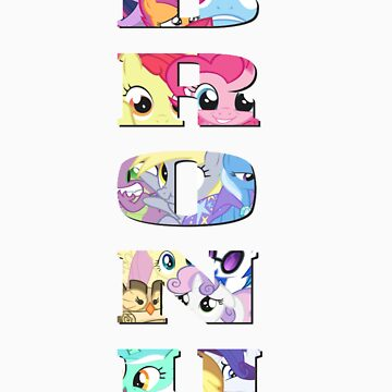 Brony Collage by Sonson21
