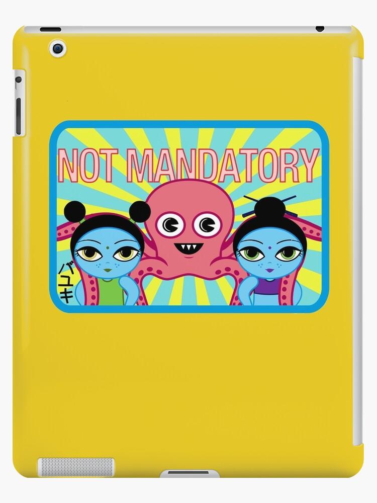 "Fruity Oaty Bar! ""NOT MANDATORY 2"" Shirt (Firefly/Serenity) by RetroPops"