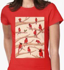Cardinals Women's Fitted T-Shirt