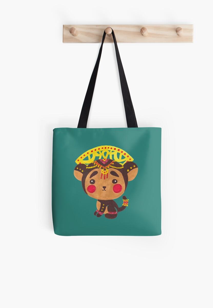 The Little Monkey King by haidishabrina