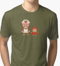 Strawberry and the Berrykin Tri-blend T-Shirt