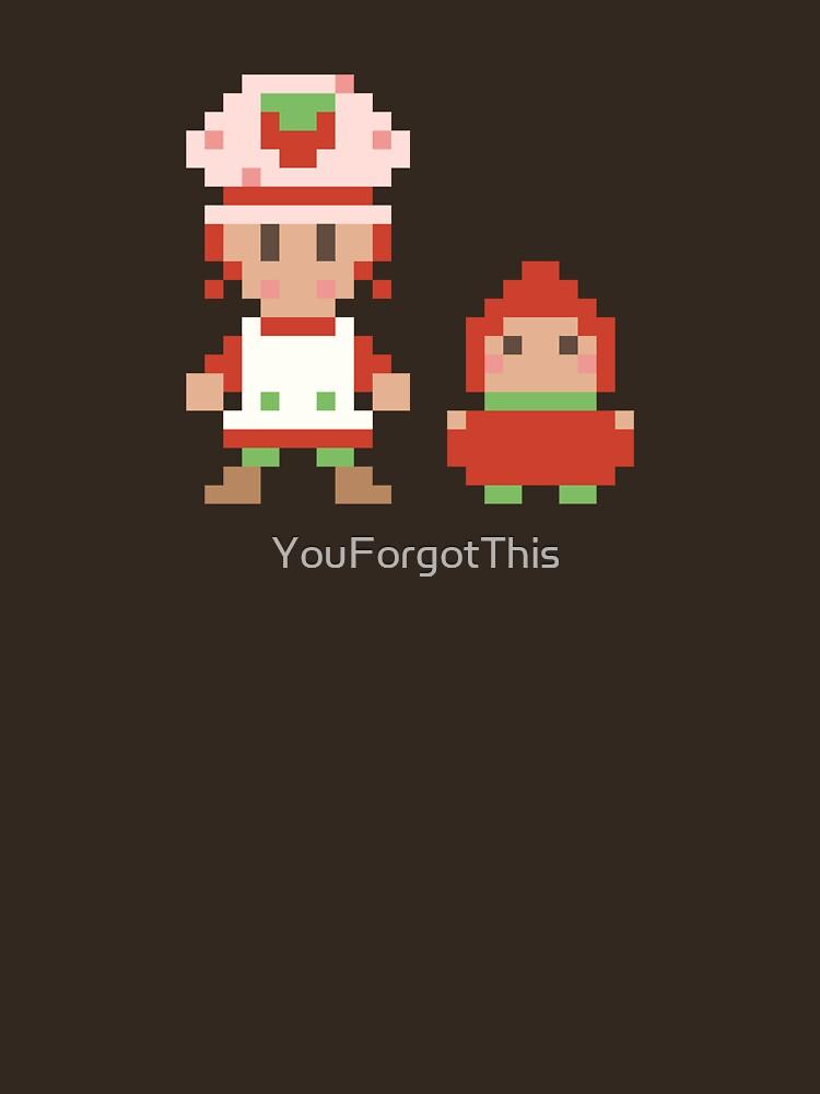 Fresa y Berrykin de YouForgotThis