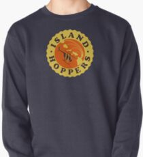Island Hoppers /yellow Pullover