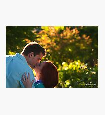 Engagement! Photographic Print