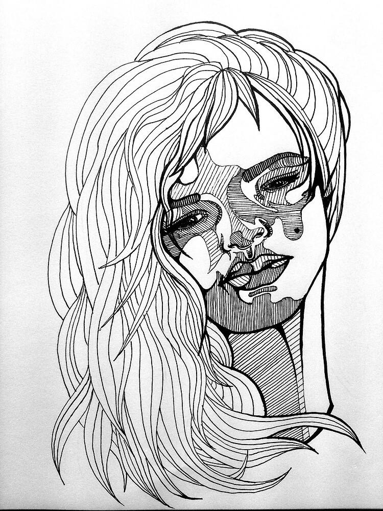 Lady by CAJonesArtwork