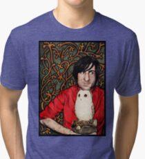 Jason Schwartzman Tri-blend T-Shirt