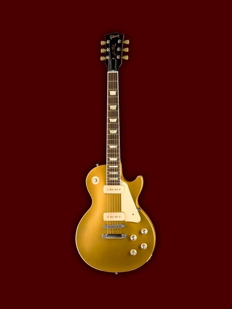 Gibson Les Paul Goldtop von mamza