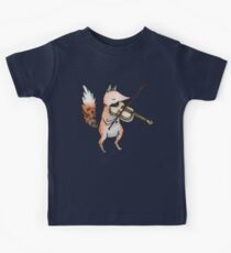 Violin Fox Kids Clothes