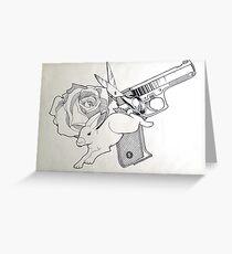 Hop Bang! Greeting Card