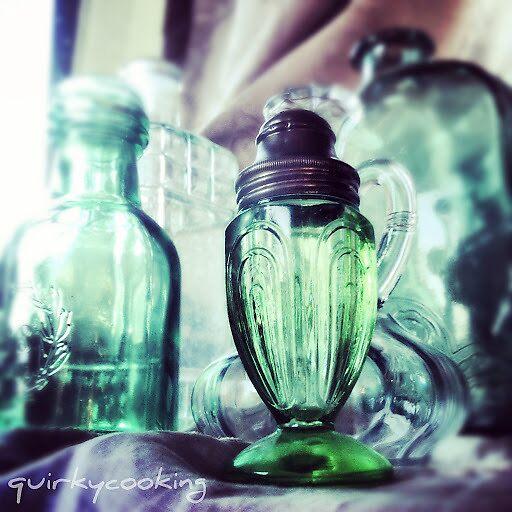 Antique Glass & Sunshine by Joanna Whitton