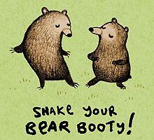 Bear Booty Dance by Sophie Corrigan