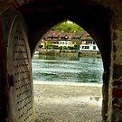 Kloster Archway by Charmiene Maxwell-Batten
