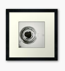 Sink Framed Print