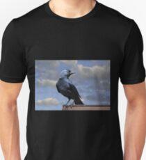 Majestic Jackdaw. Unisex T-Shirt
