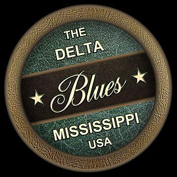 The Delta Blues by mamza