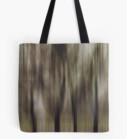 Four Trees, Budapest (purple & brown) Tote Bag