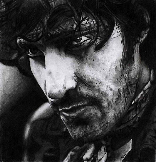 Vincent Gallo by Sophie Corrigan