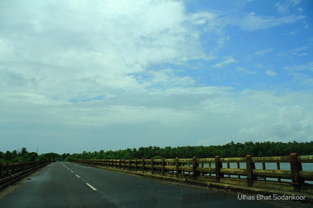 Highway by Ulhas Bhat Sodankoor