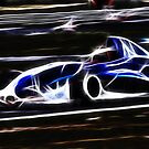 Electric Racing by Mark Bunning