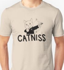 Catniss District 12 Version 2 T-Shirt
