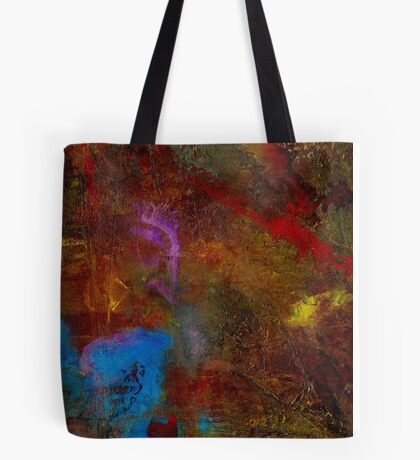 Asian Gardens II Tote Bag