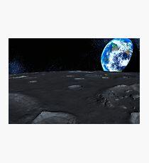 Earth 2  Photographic Print