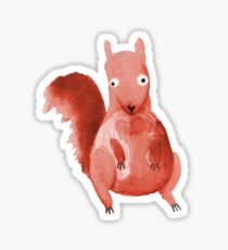 Nuts For You Sticker