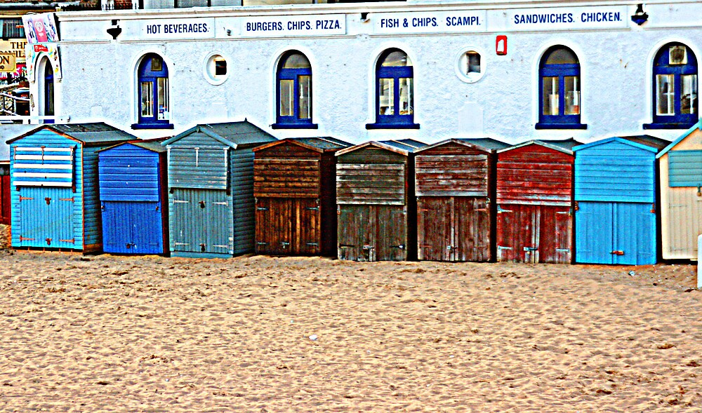 A day at the Beach by Paul Penders
