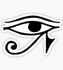 Egyptian Eye of Horus T-Shirt Sticker
