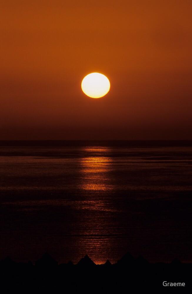 Red Sea Sunrise, Egypt (Feb 2010) by Graeme