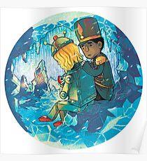 Cave of Frozen Memories (Community) Poster