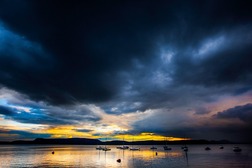 Storms pass by alan shapiro
