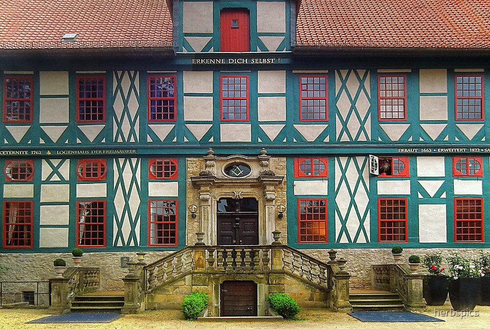 Masonic Lodge by herbspics