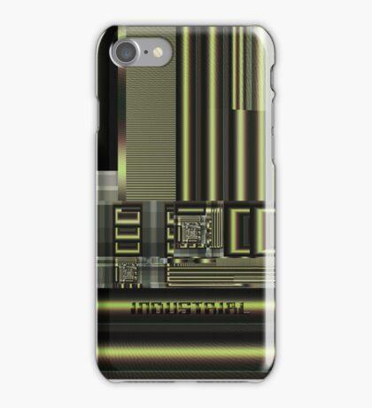 Industrial iPhone Case/Skin