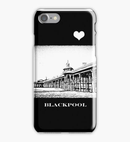 Love Blackpool iPhone Case/Skin