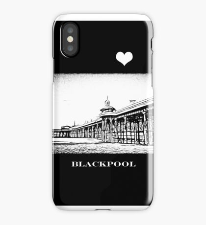 Love Blackpool iPhone Case/Skin