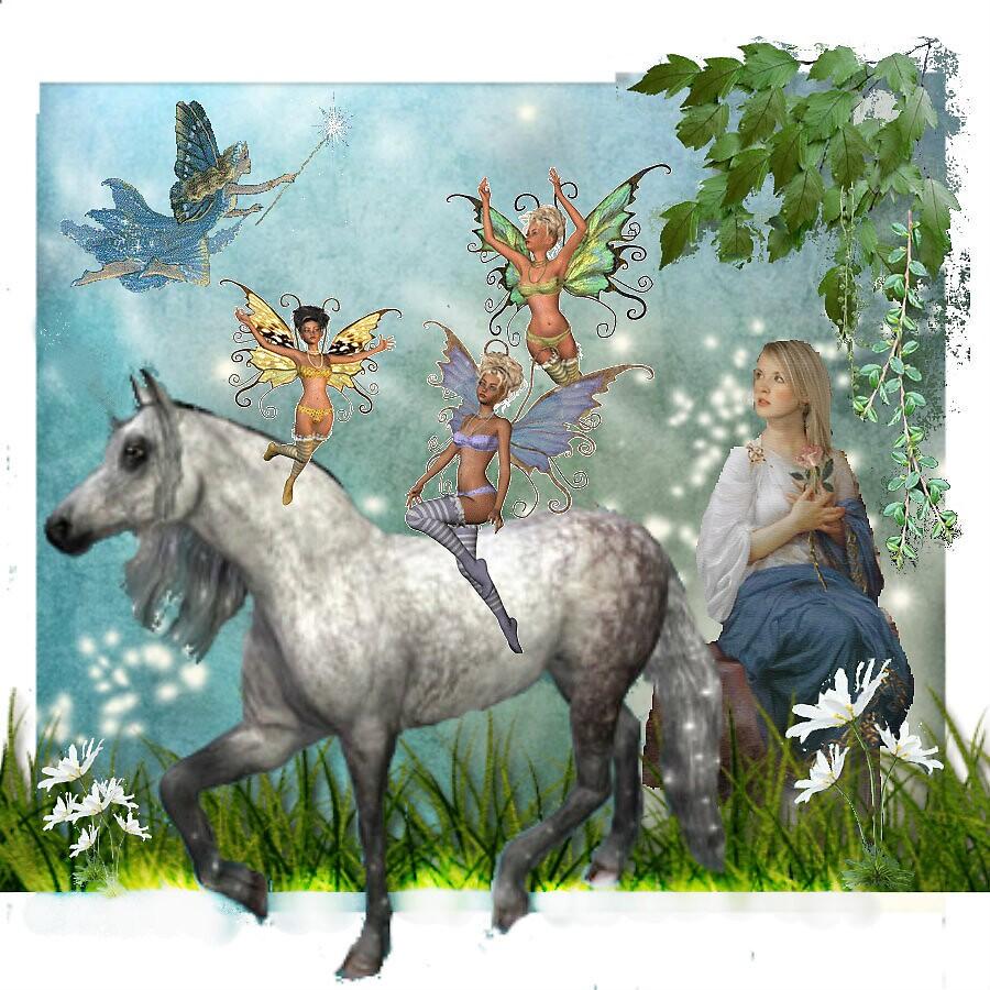 fairy fantasy by kia31