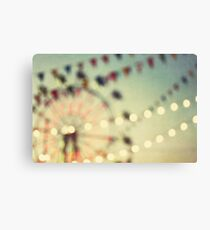 carnival dreams Canvas Print