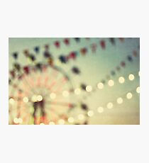 carnival dreams Photographic Print