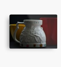 The Starbuck World Cup Metal Print