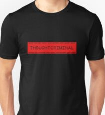 THOUGHTCRIMINAL ?  T-Shirt