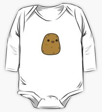 Cute potato One Piece - Long Sleeve